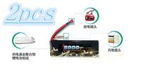 2pcs  Free shipping NEW 100% GF 11.1V 5000MAH 25C Recharger Lipo battery