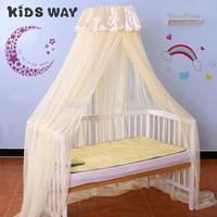 yellow luxury baby bed mosquito net baby mosquito net