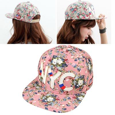 Floral Snapback Hats For Girls Sale Girl Floral Snapback