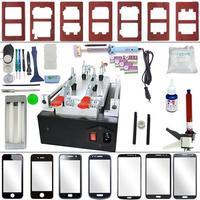 Full Set Tool LCD Screen Separator Machine Touch Screen LCD Repair Kit for iPhone 4/5/6 Samsung