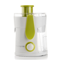 Electric juicer fruit juice makers machine cooker tools Household orange juicers white green fashion design slow style