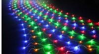 free shipping144 LED Net Light/led decor/1.5*1.5m 144 bulbs