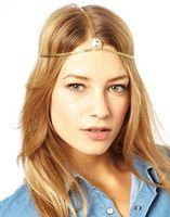 Fashion queen style rhinestone hair clip sweet girl crystal headband hair accessory satellite stone full rhinestone 5pcs/lot