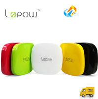 6000mah Power Bank original Lepow Moonstone 6000 Backup Powers mobile Powerbank External Battery Pack Slim free shipping
