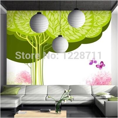 Albero Verde Wallpaper Promozione-Fai spesa di articoli in ...