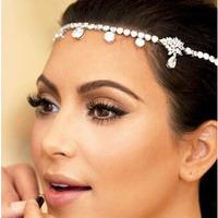 Min order $10 Free shipping 2014 fashion Headbands bridal hair jewelery wedding accessories H29
