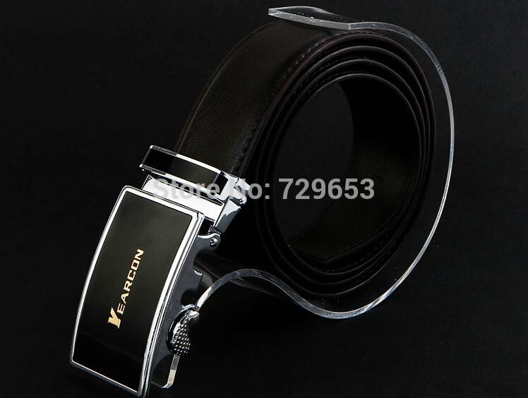 10pcs High Quality Belt Exhibition Stand Transparent Acrylic Belt Display Holder Free Shipping(China (Mainland))