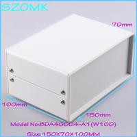(1  )150x70x100 mm  electronic enclosure boxes  electronic case housing instrument case box for electronics  enclosures