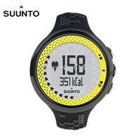 Suunto m series m5 lemon yellow sports watch