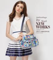 summer sale women's fashion floral/solid messenger bags 21 colors B73