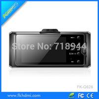 Russian version Newest HD 1080P car dvrs mini dual camera car recorder WIFI+GPS navigation+Radar warning