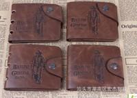 2014 Fashion Men's Wallets PU Leather Brand Wallet Fashion Wallets For Men Card Holder Pockets Purse Men Wallets WA-001