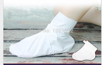 2 пары, Хит 2014, Супер отшелушивающие носки для ног для педикюра, Sosu носки, Пилинг для заботы о красоте коже ног, Маска для ног