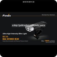 Fenix BC30 Cree XM-L2 T6 LEDs 1800 lumens Dual Distance Beam System Ultra-high Intensity Bike Flashlight