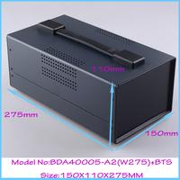 (1  )iron enclosure metal project box case electrical box szomk control enclosure150x110x275 mm