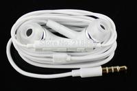 3.5mm n-ear Earphones Headphone wire For  Samsung GALAXY SII S2 SIII S3 S4 Ace N7100 N7000 I9300 I9100 S5830i  no Box