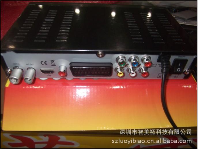 Taiwan manufacturers supply HD DVB T digital set-top box using HDMI Interface Traditional Chinese Language(China (Mainland))