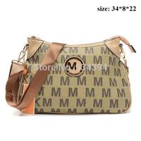 2014 New Brand Women Messenger Pillow Bags Leather Crossbody Bolsas Femininas Men Travel Ladies Shoulder Handbags Free Shipping