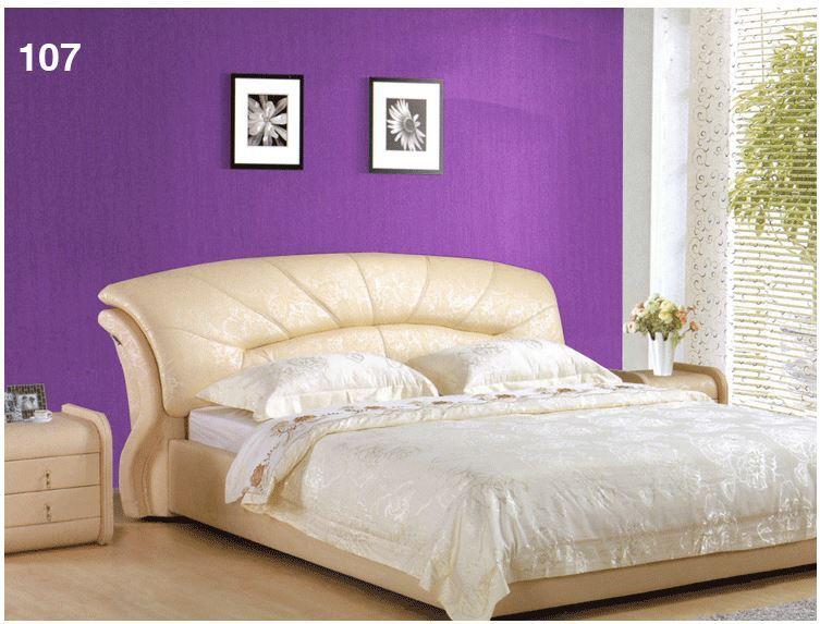 Slaapkamer Paars Zilver : Glitter Pink Black Bedroom