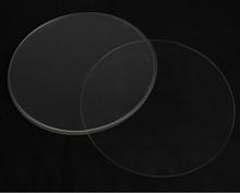 1pcs 3d printer high borosilicate glass circular plate diameter 190mm thick 3mm for 3d printer kit part Rostock delta KOSSEL