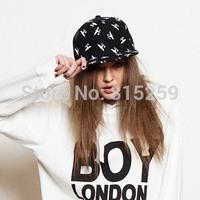 2014 New BOY hat high quality Kullies Snapback Hats For men And Women London boy cap baseball cap hip pop Punk Style