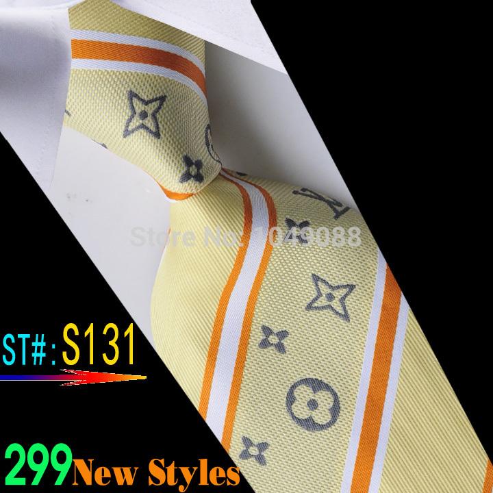 S131 Men Tie men gift Good Quality necktie free shipping1pc/lot 2014 silk tie silk tie for men Necktie(China (Mainland))