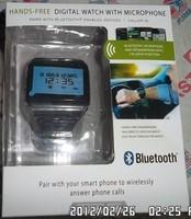Bluetooth headset/smart watch/phone smart watch/phone bluetooth watch Automobile communication