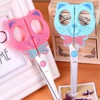 Korea Stationery animal head shape owl small scissors student office supplies small scissor