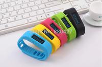 Electronics Smart Healthy Silicone Wristband/Bracelet Pedometer Monitoring Sleep Fitness Bluetooth  OLED watch