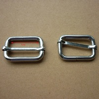 Wholesale: 200 pcs/Lot 32mm Width Metal  Buckles,Hand Bag End  Buckles,Adjustable Buckles,Metal Belt Fastener.