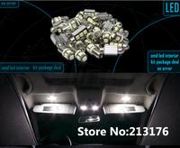 11x LED Interior Light Kit Error Free Volkswagen MK6 MKVI GTI GOLF (2010-2013)
