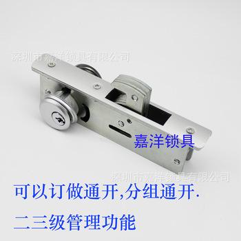 Aluminum Door Aluminum Door Lock