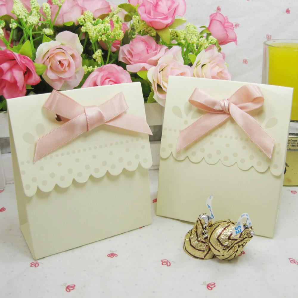 Grátis frete atacado creme de leite caixas do favor do casamento caixas dos doces caixa de presente de papel caixas de chocolate pacote de presente(China (Mainland))