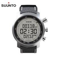 SUUNTO ELEMENTUM TERRA Element High Quality Sports Watch Sapphire Genuine Leather Watches