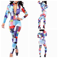 The Latest 2014 Summer Vestidos Romper Bodycon Trendy Hot Casual Jumpsuit Playsuit Coverall Bodysuit Trousers Costume For Women