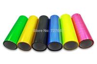 "Auto Car Stickers Tint Vinyl Film Smoked Fog Light Headlight Taillight 12"" x 79"" For Five Colors"
