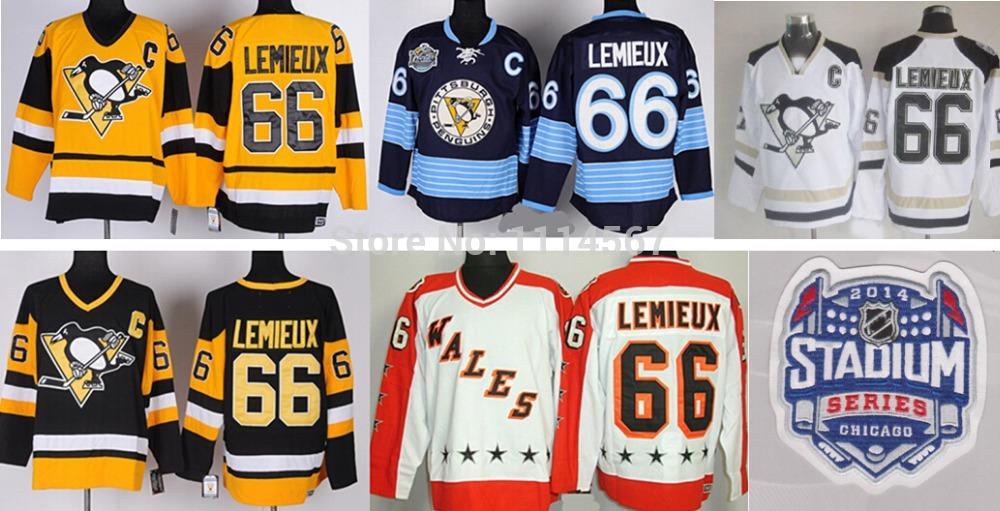Hockey Mario Lemieux Jersey 66 Mario Lemieux Jersey Cheap