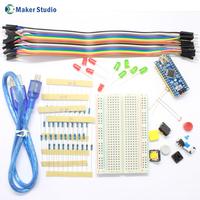 Start kit  for Arduino narno  diy kiy  for maker  free shipping