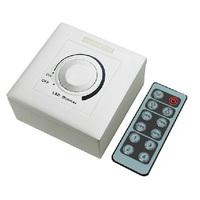 12-key Infrared Dimmer LED Remote Control DC 12V-24V for LED Light Lamp YSL-216  Free shipping