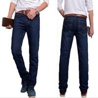 New 2014 Autumn and Winter Fashion Men denim Pants Plus Size Sports Jeans Harajuku Casual Pants Free Shipping