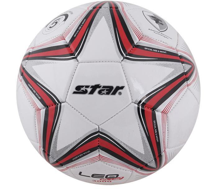 High quality Star soccer ball size 5 football ball 2014 brasil world cup football European league soccer ball(China (Mainland))