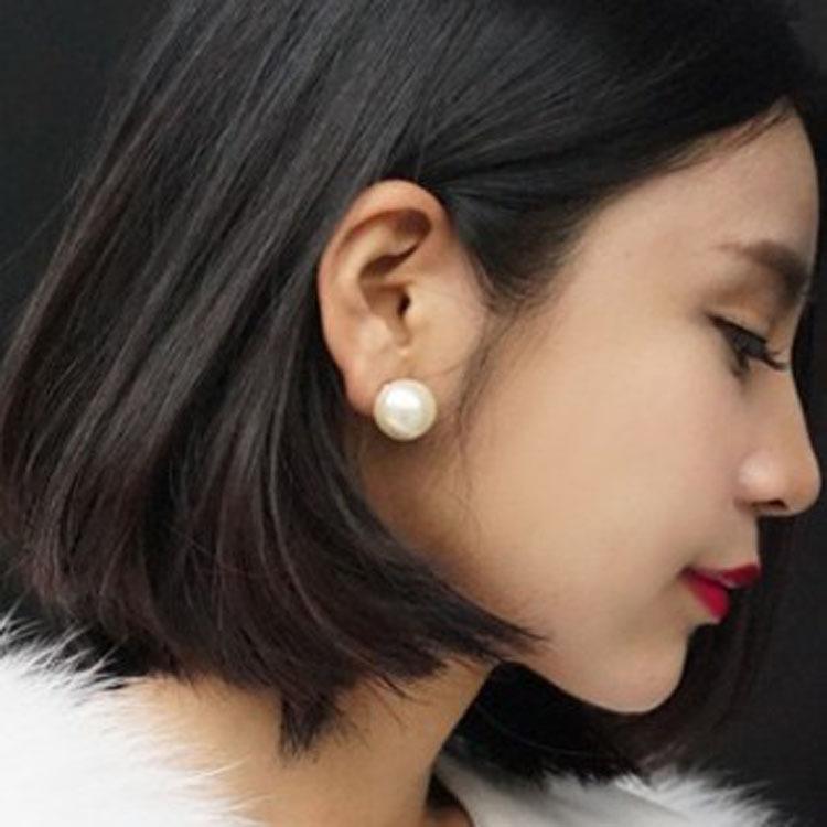 Pearl Stud Earrings Wholesale Fake Pearl Stud Earrings