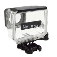 Clear Waterproof Camera Hard Backdoor Back Door for Gopro HD Hero 3+