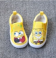 New 2014 Children Sneakers Children Shoes male female child cartoon toddler shoes 1 - 4 years kids sneaker