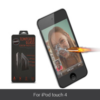 Explosion proof Screen Protector Tempered Glass Protective Film For iphone 4/4S Without package