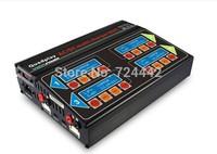 Original EV-PEAKQ6AC Balance lipo charger AC/DC Quad Q6AC 50W*4 RC Lipo battery charger for LiPo/Li-ion/NiMH/NiCd battery