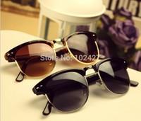 Clubmaster Sunglasse Men and Women Sunglasses Sun Glasses for Women/ Men oculos de sol feminino Free Shipping