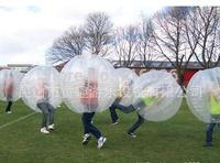 2014 New Loopy Ball Loopyballs Inflatable Human Hamster Ball Bumper Balls Bumperz Bubble Football Soccer Ball 1.7M Diameter