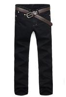 2014 New Fashion Men's Designer Jeans Famous Brand Black Jeans Men Hot Sale Business jeans pant CJ007