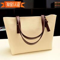 2014 women's handbag bag candy color vintage big bag oracle casual shoulder bag
